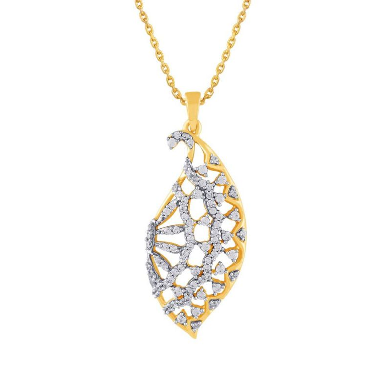 Buy Sangini Yellow Gold Diamond Pendant Aap620si-jk18y online