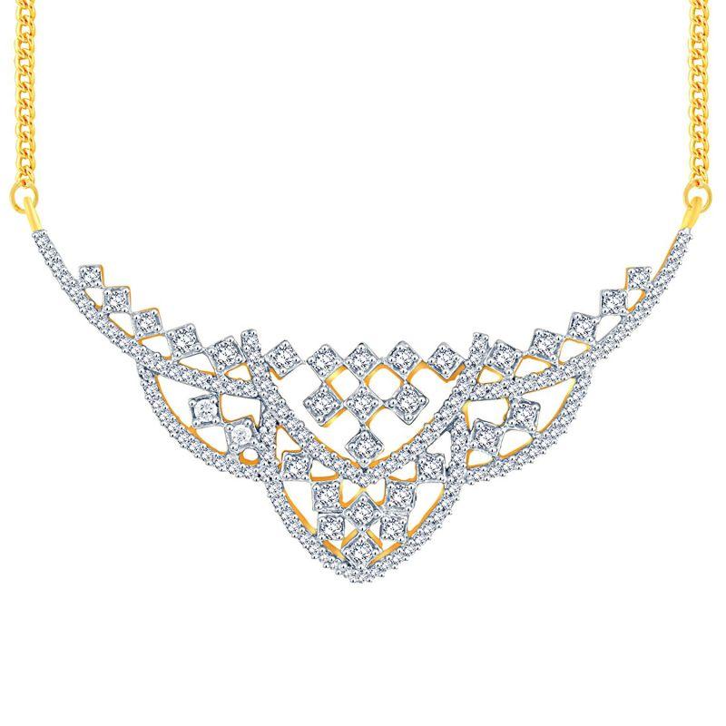 Buy Gili Yellow Gold Diamond Tanmaniya Ypm222si-jk18y online
