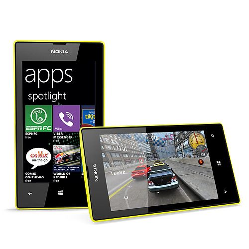 Deals - Mumbai - Nokia Lumia 520 Lowest Price - INR 7380