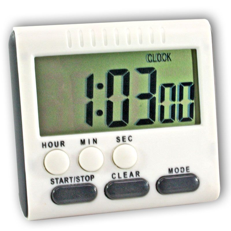 Kitchen Cooking Timer Large Digital Lcd Display With Table Stand 01