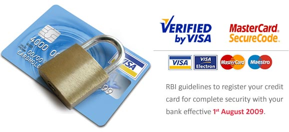 VERIFIED BY VISA MASTER SECURE CODE NEW SECURITY FOR CREDIT