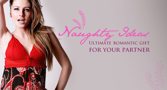 Get naughty this Valentine's Day with a wide range of lingerie and other naughty ideas for your beloved! Simply surprise her with totally alluring lingerie that she can fall in love with!