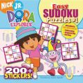 Easy Sudoku Puzzles 1: Book by Nickelodeon