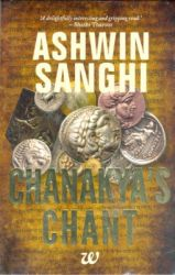 CHANAKYAS CHANT(NEW EDN) (English) (Paperback): Book by Ashwin Sanghi