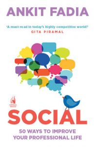 Social : 50 Ways to Improve Your Professional Life (English) (Paperback): Book by Ankit Fadia