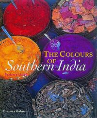 The Colours of Southern India: Book by Barbara Lloyd