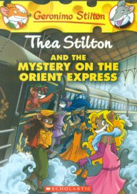 Thea Stilton and the Mystery on the Orient Express (English) (Paperback): Book by Thea Stilton