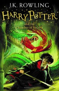 Harry Potter and the Chamber of Secrets (English) (Paperback): Book by J. K. Rowling