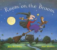 Room on the Broom: vol 3: Book by Julia Donaldson
