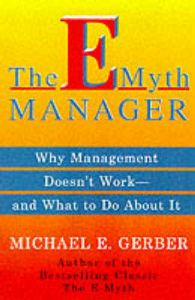 E-myth Manager: Book by Michael E. Gerber