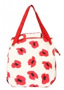Pick Pocket Off White Canvass Tote Bag - Topop58