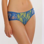 Cloe Set Of 2- Briefs In Blue And Yellow PN0116Q98