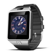 Crocon Dz09 Bluetooth Smart Watch With Sim Function Sdcard Support 2m Camera Silver