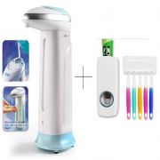 Buy 1 PC Soap Dispenser With Free Toothpaste Dispenser - Spis1thsk1