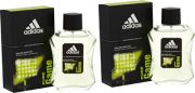 Adidas Pure Game - Pack Of 2 Gift Set (Set Of 2)