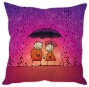Stybuzz Love In Rain Cushion Cover