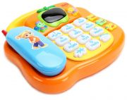 Mitashi Sky Kidz Learning Multicolor Phone