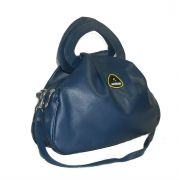 Estoss MEST187 Blue Sling Bag Cum Hand-Purse Sling Bag