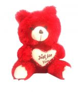 48 Inches Teddy Bear - Red