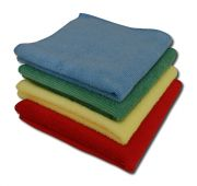 Extra Large Micro Fibre Cleaning Cloth Set Of 4 Pieces