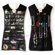 The Little Black Dress Hanging Jewellery Organizer Jewellery Dress