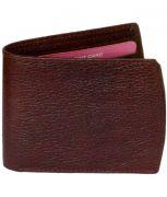 Sondagar Arts Brown Colour Leather Mens Wallet