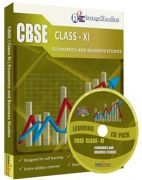 Average2Excellent CBSE Class 11 Business Studies & Economics Study Pack