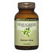 GNC Herbal Plus Fenugreek, 610mg, Capsules, 200 Ea