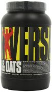 Universal Nutrition Pro And Oats, Rich Chocolate, 3-Pounds