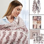 Munchkin Swaddle Angel - Bird Floral And Morning Floral Prints