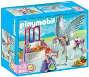 PLAYMOBIL Pegasus Construction Set With Princess And Vanity