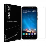 Un-tech Tempered Glass Screen Protector For Honor 9i With Installation Kit