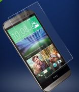 Tempered Glass Screen Guard Protector For HTC M8
