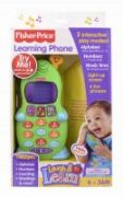 Fisher Price- Learning Phone - ( 1577 )