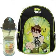 Kids Gifts-Ben 10 School Bag
