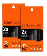 Ultra HD 0.2mm Screen Protector Scratch Guard For Apple IPhone 5S (Set Of 2)