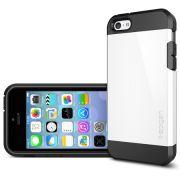 Spigen Tough Armor Hybrid Case For Apple IPhone 5 5S (White)