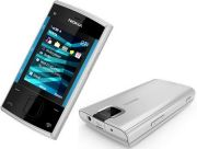 Nokia X3 Mobile Phone Body (Silver Blue)(Housing Only)