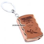 EXCLUSIVE SLIM CIGARETTE LIGHTER For MEN'S With Key Chain Ring- 136