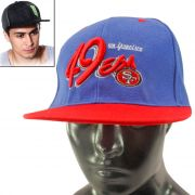 Free Size Quality HipHop Caps Hats Topi For Men Gents Guys Cool Trendy -160