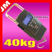 40kg Digital Fish Hook Hanging Weight Scale - B
