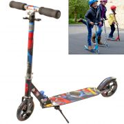 2 Wheeler Push Foldable Scooter Kick Board Kids Toys - N43