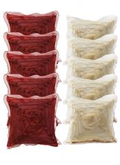 Stybuzz Embroidery Cushion Cover Set Of 10 - SCTEN00010
