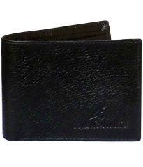 Sondagar Arts Men's Best Black Genuine Leather Wallets For Men