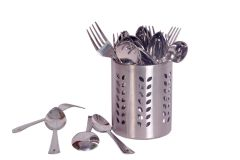 Dynamic Store 25 Pcs Cutlery Set - 24 Pcs Cutlery And A Cutlery Holder - DS_346