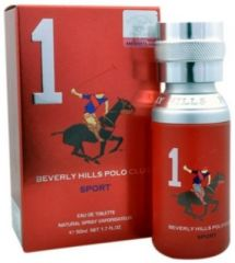 Beverly Hills Polo Club No 1 Perfume EDP - 50 Ml(For Men, Boys)