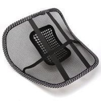 Omrd Car Seat Massage Back Cushion Pad