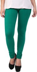Sassily Cotton Lycra Legging For Women - (Code - Cotton Lycra Legging For Women -Cotton_Lycra-Turquoise_p)