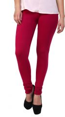 Sassily Cotton Lycra Legging For Women - (Code - Cotton Lycra Legging For Women -Cotton_Lycra-Fuschia_p)