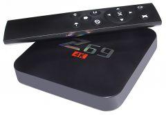 Profitech Z69 Amlogic S905x Android 6.0 TV Box 2GB RAM 16GB ROM 2.4 5GHz Wifi Bluetooth Internet TV Box